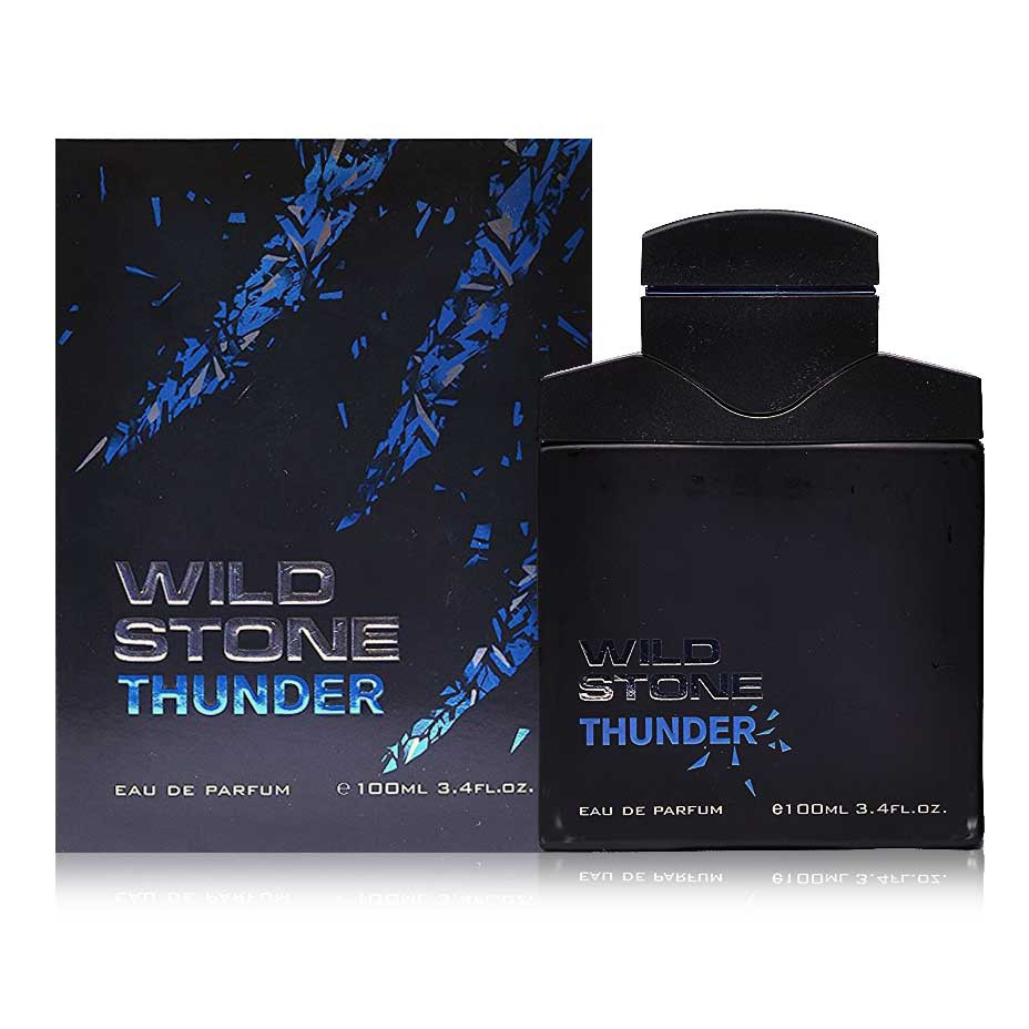 Wild Stone Thunder Eau De Parfum For Men 100ml