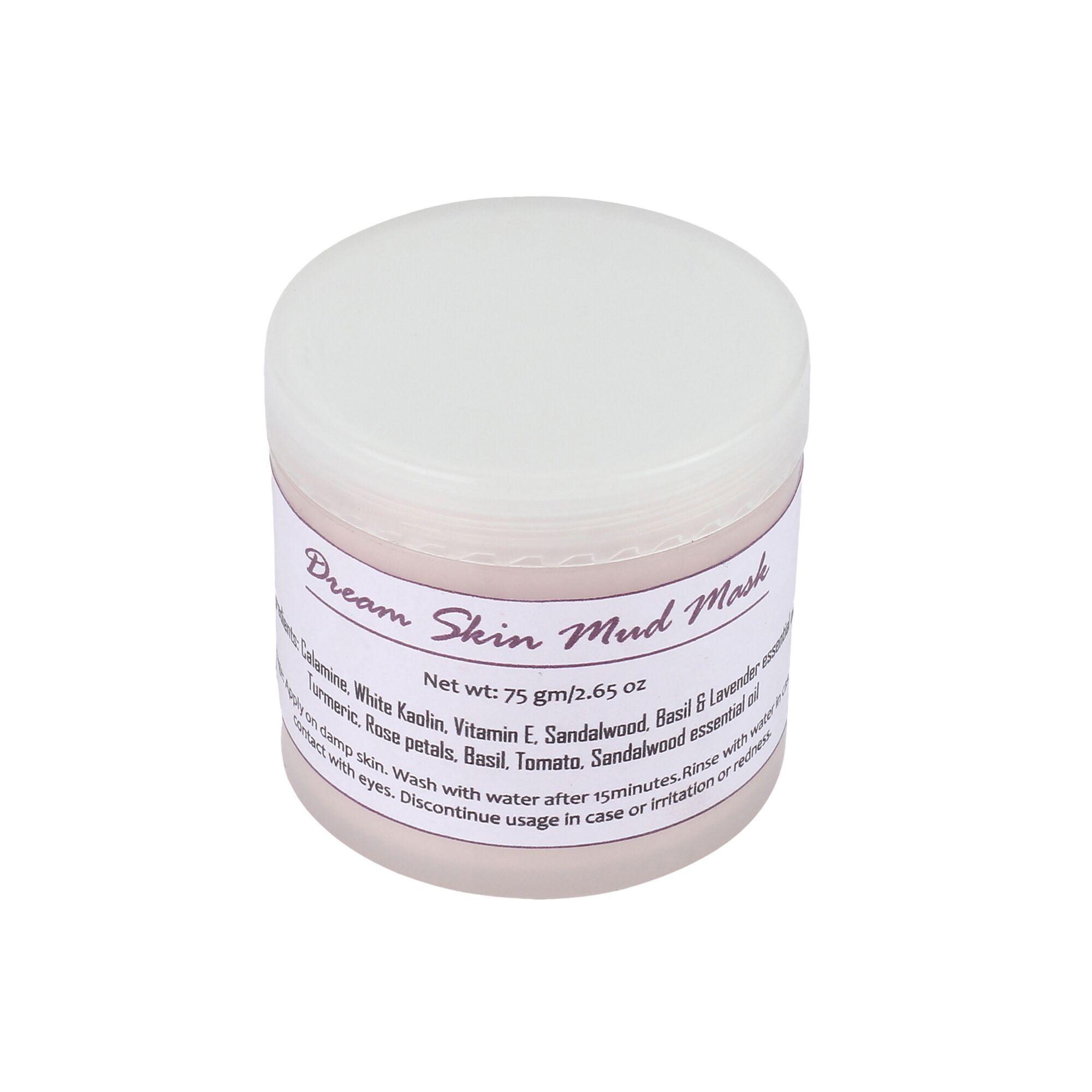 Fuschia Dream Skin Mud Mask - Calamine 75 g