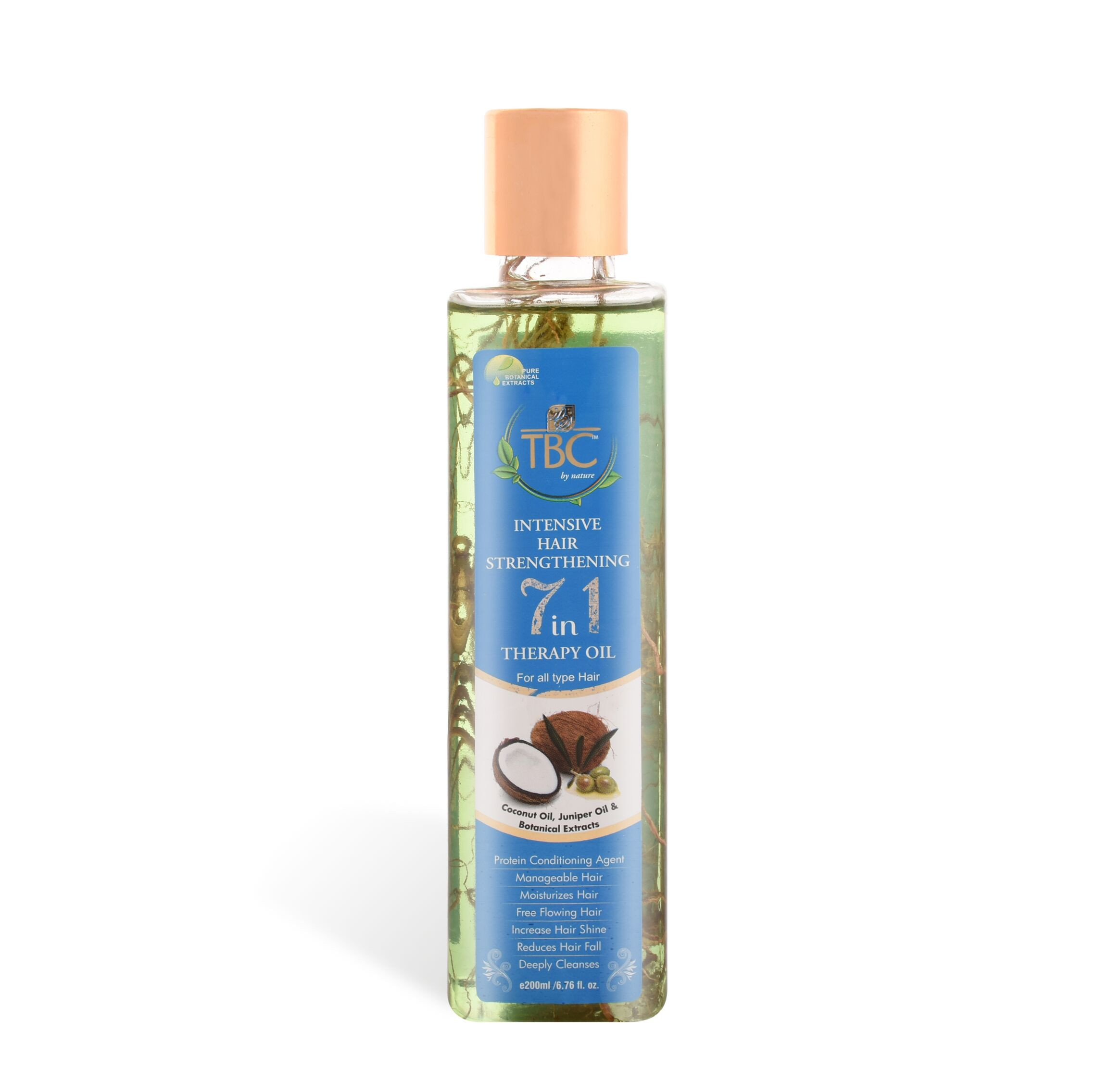 TBC 7 in 1 Therapy Oil 200ml