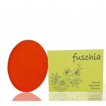 Fuschia - Raspberry Natural Handmade Glycerine Soap