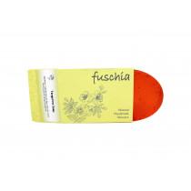 Fuschia - Tangerine Natural Handmade Glycerine Soap