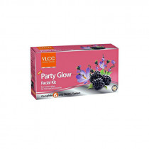 vlcc party glow facial kit 60g