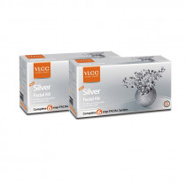 VLCC Silver facial Kit ( Pack of 2)
