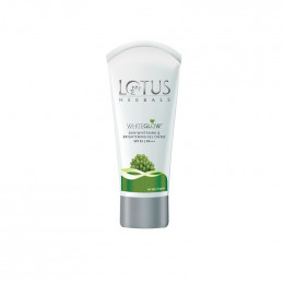 Lotus Herbals Skin Whitening and Brightening Gel Creme SPF 25 White Glow, 18g