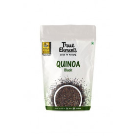 True Elements Black Quinoa 500gm