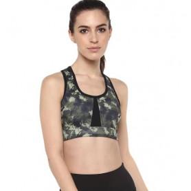 Silvertraq Women's Flex Sports Bra - Camo Print