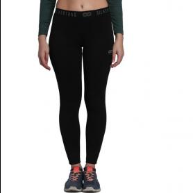 Silvertraq Women's Fitted Athletic Leggings / Yoga Pants - Black