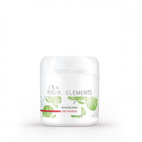 Wella Professionals Elements Paraben Free Renewing Mask, 150ml
