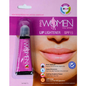 Prowomen Lip Lightner And Non-tinted Lipstick Undercoat, 7g