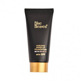 Blue Heaven Makeup Foundation Tube- Natural 50Ml