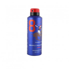 Beverly Hills Polo Club Deo Sport Blue For Men 8 - (175 ml)