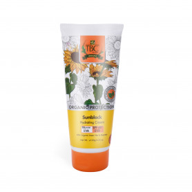TBC Organic Sunblock Hydrating Cream Spf 45+
