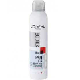 L'Oreal Paris Imported (Made In Nederland) Studio Line Invisi Fix Micro-diffusion Spray(8) Spray  (250 ml)