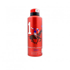 Beverly Hills Polo Club Deo Sport Red For Men 1 - (175 ml)