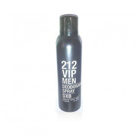 Carolina Herrera 212 VIP Men  Deodorant Spray - For Men  (200 Ml)