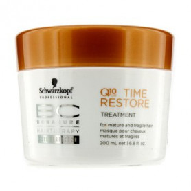 Schwarzkopf Bc Time Restore Q10 Plus Treatment For Mature And Fragile Hair (New Packaging) 200Ml/6.8Oz