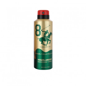 Beverly Hills Polo Club Gold Deo (175 ml) - No.8 - Highlander