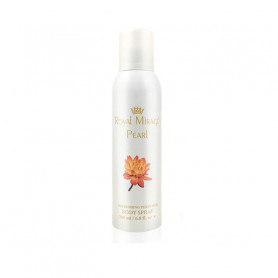 Royal Mirage Pearl Deodorant Body Spray For Men & Women 200 Ml