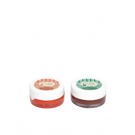 Fuschia – Peach & Choco Butter Lip Balm Combo 16gm