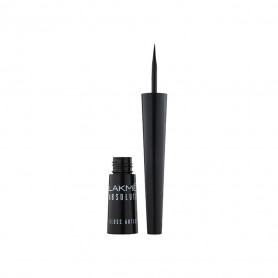 Lakme Absolute Gloss Artist Eye Liner, Black, 2.5ml