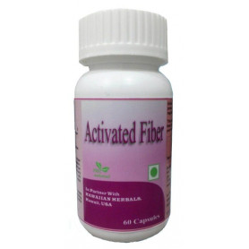 Hawaiian herbal activated fiber capsule