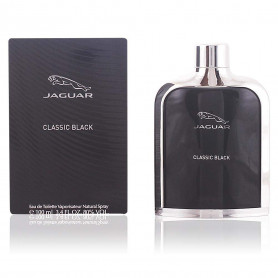 Jaguar Classic Black For Men, 100 ml