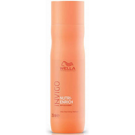 Wella Professionals Invigo Nutri Enrich With Goji Berry Deep Nourishing Shampoo