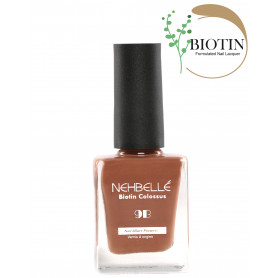 Nehbelle Nail Lacquer 563 Rust Outdoors