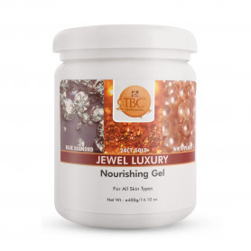 TBC Pro Organic Jewel Massage Gel 400gm