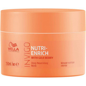 Wella Professionals Invigo Nutri Enrich With Goji Berry Deep Nourishing Mask
