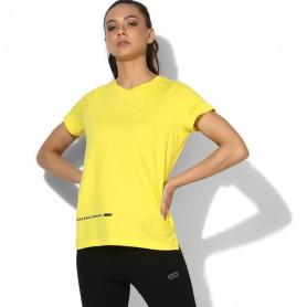Silvertraq Women's Perform Tee - Yellow