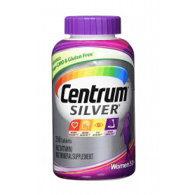 Centrum Silver Women Multivitamin - 250 Tablets