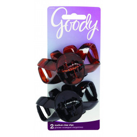 Goody Classics Claw Clip, Medium Spider, 2 Count