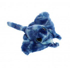 Aurora World Yoohoo & Friends Plush Toy Animal, Manee Manta Ray, 5""