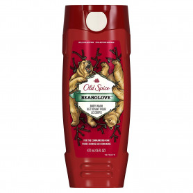 Old Spice Wild Collection Bearglove Men's Body Wash - 16 Fluid Ounce