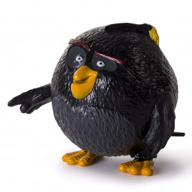 Angry Birds - Collectible Figure - Bomb