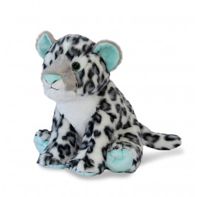 Aurora World 50536 Snow Leopard, Mint, Medium