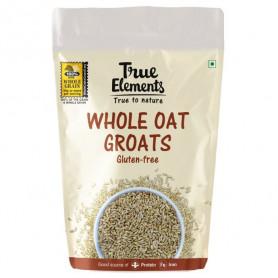 True Elements Whole Oat Groats 500gm