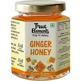 True Elements Ginger Honey 350gm