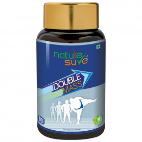 Nature Sure™ Double Mass Tablets for Men and Women - 1 Pack (90 Tablets)