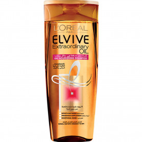 L'Oreal Paris Elvive Extraordinary Nourishing Oil Shampoo (400ml)