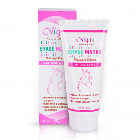 VIGINI Stretch Marks  Massage Cream