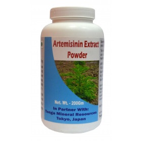 Tonga Herbs Artemisinin Extract Powder - 200Gm (Buy Any Supplement Get The Same 60ml drops Free)