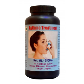 Tonga Herbs Asthma Treatment Tea - 250 Gm (Buy Any Supplement Get The Same 60ml Drops Free)