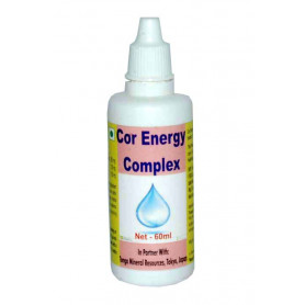 Tonga Herbs Cor Energy Complex Drops - 60 ml (Buy Any Supplement Get The Same 60ml drops Free)