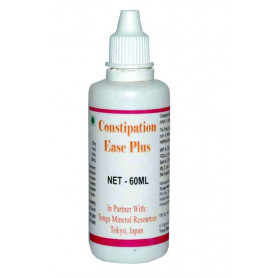 Tonga Herbs Constipation Ease Plus Drops - 60 ml (Buy Any Supplement Get The Same 60ml drops Free)