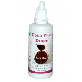 Tonga Herbs Coco Plus Drops - 60 ml  (Buy Any Supplement Get The Same 60ml drops Free)