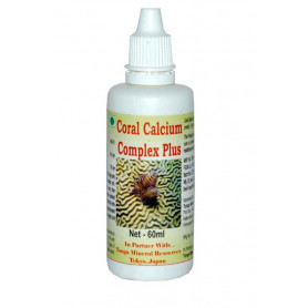 Tonga Herbs Coral Calcium  Complex Plus Drops - 60 ml (Buy Any Supplement Get The Same 60ml drops Free)