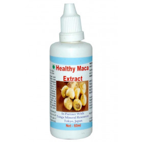 Tonga Herbs Healthy Maca Extract Drops - 60 ML (Buy Any Supplement Get The Same 60ml drops Free)