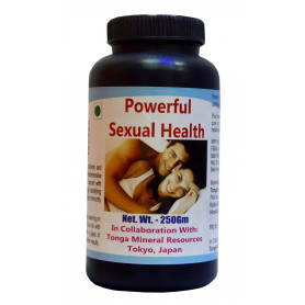 Tonga Herbs Powerful Sexual Health Tea - 250 Gm (Buy Any Supplement Get The Same 60ml Drops Free)